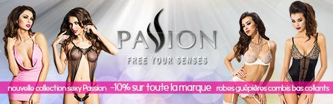 Nouvelle collection Passion - offre de lancement