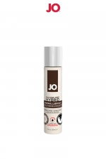 Lubrifiant hybride sans silicone effet chaud 30 ml : A base d'eau et d'huile de noix de Coco, ce lubrifiant hybride effet chaud est un Must Have de la marque System Joe.