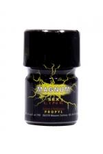 Poppers Sexline Magnum Jaune 15ml : Grâce à sa large ouverture, le poppers Sex Line jaune Magnum au Propyl est encore plus fort et plus intense que la version classique.